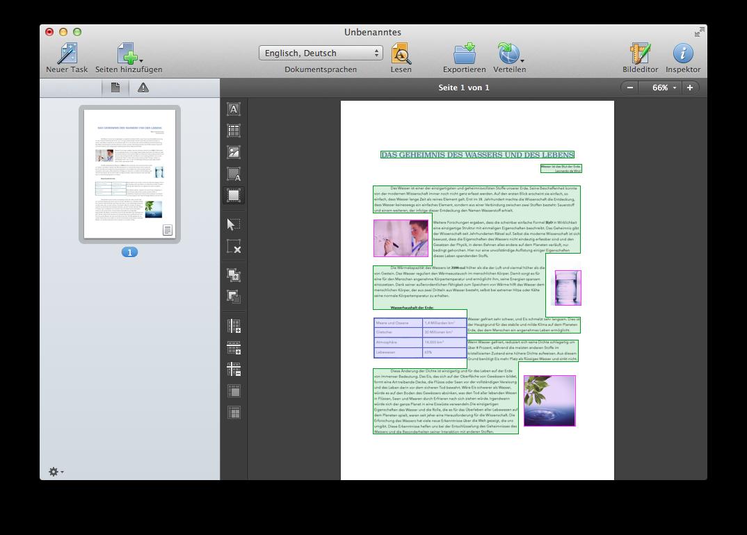 Abbyy Finereader Pro For Mac Single Seat Licenses Screenshots Wiring Diagram John Deere 5525 Large Image